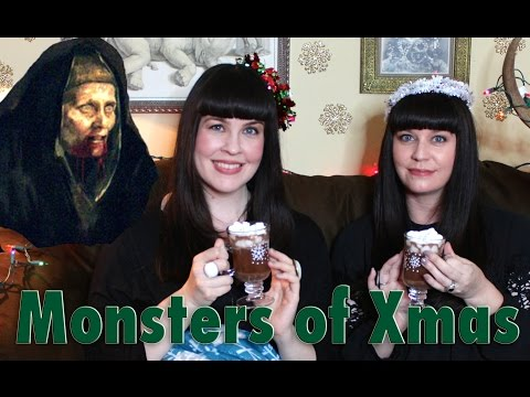 Gruesome Christmas Monster Showdown