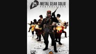 [Top 100 Game Vocal Themes] #30 Metal Gear Solid