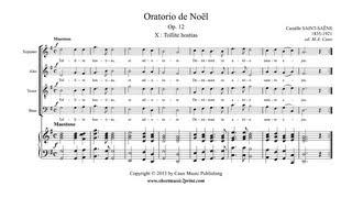 Saint-Saens : Tollite Hostias, Op. 12