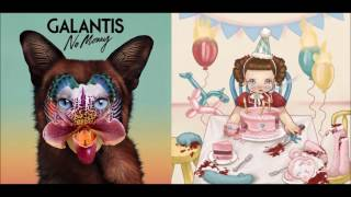 No Pity (Mashup) - Melanie Martinez & Galantis