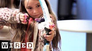21.08 Nerf Girls - Wired App Wired