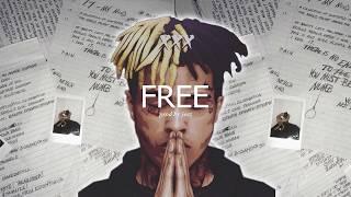 XXXTentacion - 'FREE' (ft Shiloh Dynasty) I HipHop Instrumental I 2018