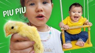 COMO É BOM SER CRIANÇA!!! (MOMENTOS DIVERTIDOS) - Thais Reis