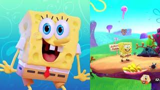 "Video: Nickelodeon All-Star Brawl Spotlights \""Employee Of The Month\"" SpongeBob SquarePants"