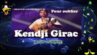Kendji Girac   Pour oublier avec choeur
