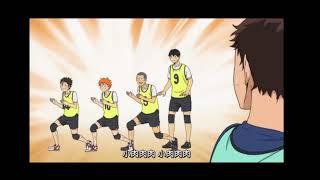 排球少年!!燒肉之舞