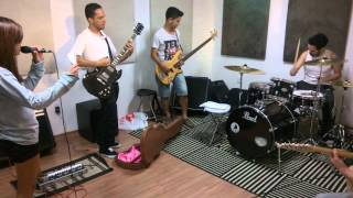 Gustavinho Batera - Ensaio Banda Last Hope -  paramore cover - ignorance