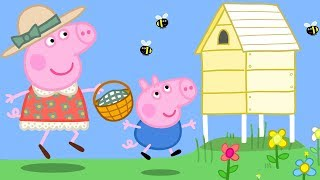 Peppa Pig Official Channel   Peppa Pig's Spring Outdoor Fun!