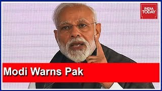 After Pulwama Attack, PM Modi Isues Fourth Warning To Pakistan
