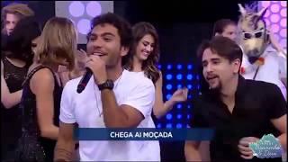 Bruninho e Davi - Se Namorar Fosse Bom - Programa Chega Mais - 06.12.15