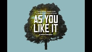 Oxford University Dramatic Society: As You Like It