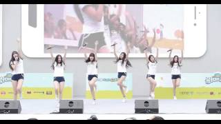 Gfriend White Dance Mirror