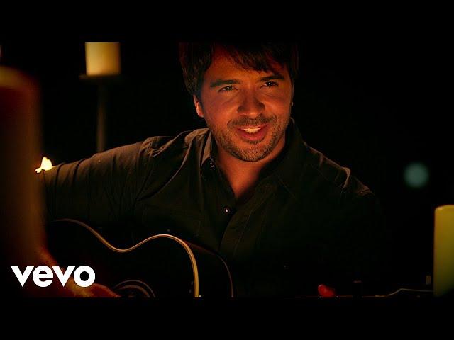 """Luis Fonsi y Juan Luis Guerra cantando juntos """"Llegaste tú"""""""