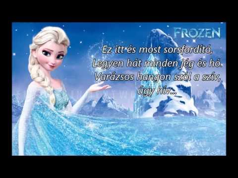 Jgvarzs Legyen H Frozen Let It Go Chords Chordify