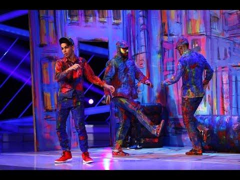Trupa Full Brothers, breakdance pe scena Next Star