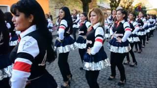 """PAQARINA """"Ayayay Corazón"""" (HD) Primer Ensayo con Banda Caporales de Lugano"""