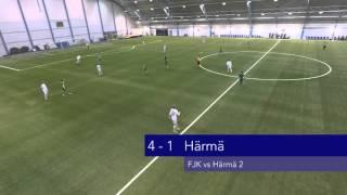 Edustus: FJK - Härmä/2  6-1