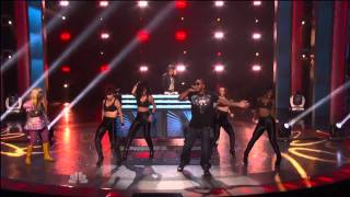 David Guetta + Nicki Minaj + Flo Rida - Where Dem Girls At - Live