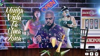 Minha Vida Ta Uma Zona - CTS Kamika-z (disco coutada)