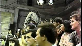 Grupo NÓS no Matéria Prima 06-01-1991 Estranho Lugar