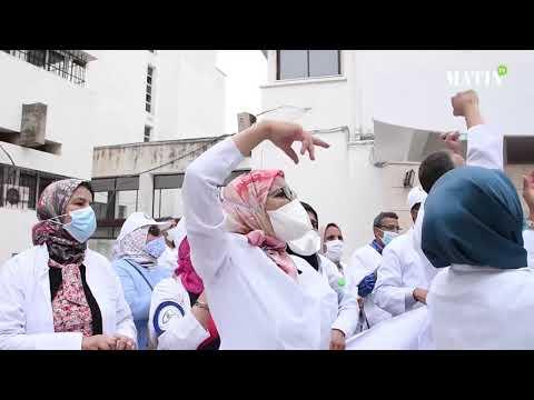 Video : Les infirmiers diplômés crient leur ras-le-bol
