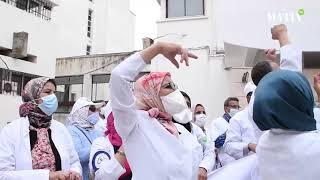 Les infirmiers diplômés crient leur ras-le-bol
