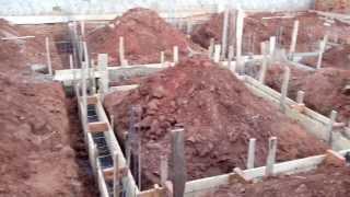 CONSTRUÇÃOdasuaCASA - BALDRAME - FUNDAÇÃO - ALICERCE - CAIXARIA