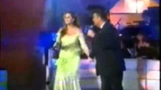 EL PRIVILEGIO DE AMAR ::: MIJARES Y LUCERO (Live)