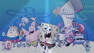 spongebob theme reversed w/ lyrics