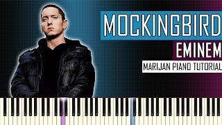 How To Play: Eminem - Mockingbird | Piano Tutorial