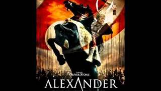 Alexander's Death - Alexander Unreleased Soundtrack - Vangelis