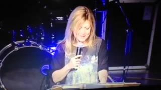 Darlene Zschech Preaching