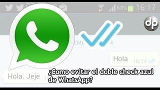 como ver los mensajes de whatsapp sin dejar en visto (4 opciones)