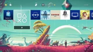 How to Install Custom PS4 Wallpapers - Video Walkthrough