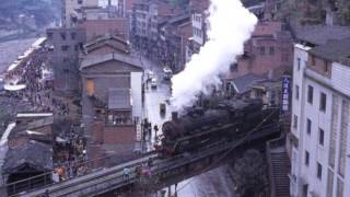 Amazing train routes in the world 2014