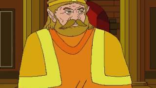"The Legend of Zelda: Wand of Gamelon: King Harkinian ""Send Link."""