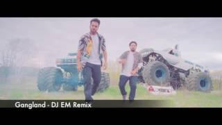 Gangland (DHOL MIX) | Mankirt Aulakh Latest Punjabi Song 2017 | Speed Records