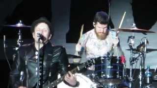Fall Out Boy - Immortals The Big Orlando (The Big O) 12/7/14