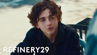 Everything You Should Know About Call Me By Your Name Star Timothee Chalamet | Refinery29