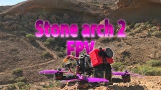 Stone Arch in Tenerife Vol.2 - FPV