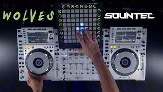 Selena Gomez, Marshmello - Wolves (SOUNTEC Live EDIT), Techfest, IIT Bombay