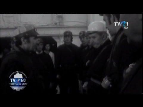 1 august 1977 - greva minerilor din Valea Jiului
