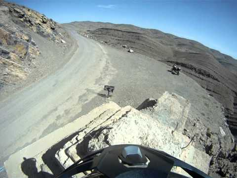 Morocco 7.4.2011 – First Atlas Crossing #5 – Top (2350m)