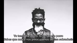 Travis Scott - Drugs You Should Try (Subtitulado en Español)