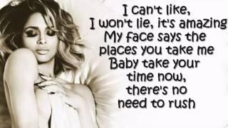 Ciara - Body Party (Lyrics On Screen)