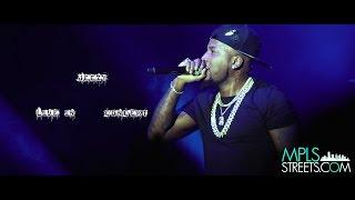 Jeezy Live At Target Center Part 1 -  (Dir By @FellaFellz) #MPLSstreets