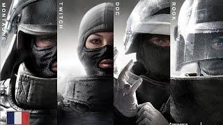 Rainbow Six Siege - GIGN Operator Unlock Videos HD