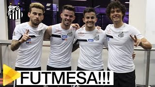 FUTMESA | Lucas Lima e Victor Ferraz x Lucas Ybom e Gabriel Bonet