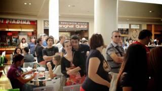 Flash mob Flash Dance Oriocenter Video ufficiale