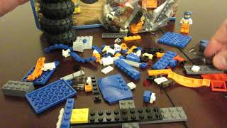 Building Lego 60180 Monster Truck (2 of 3)